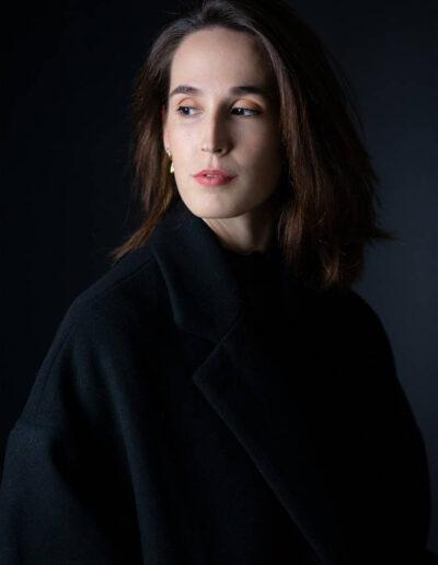 Muestra alumno taller fotografía de retrato en Zaragoza